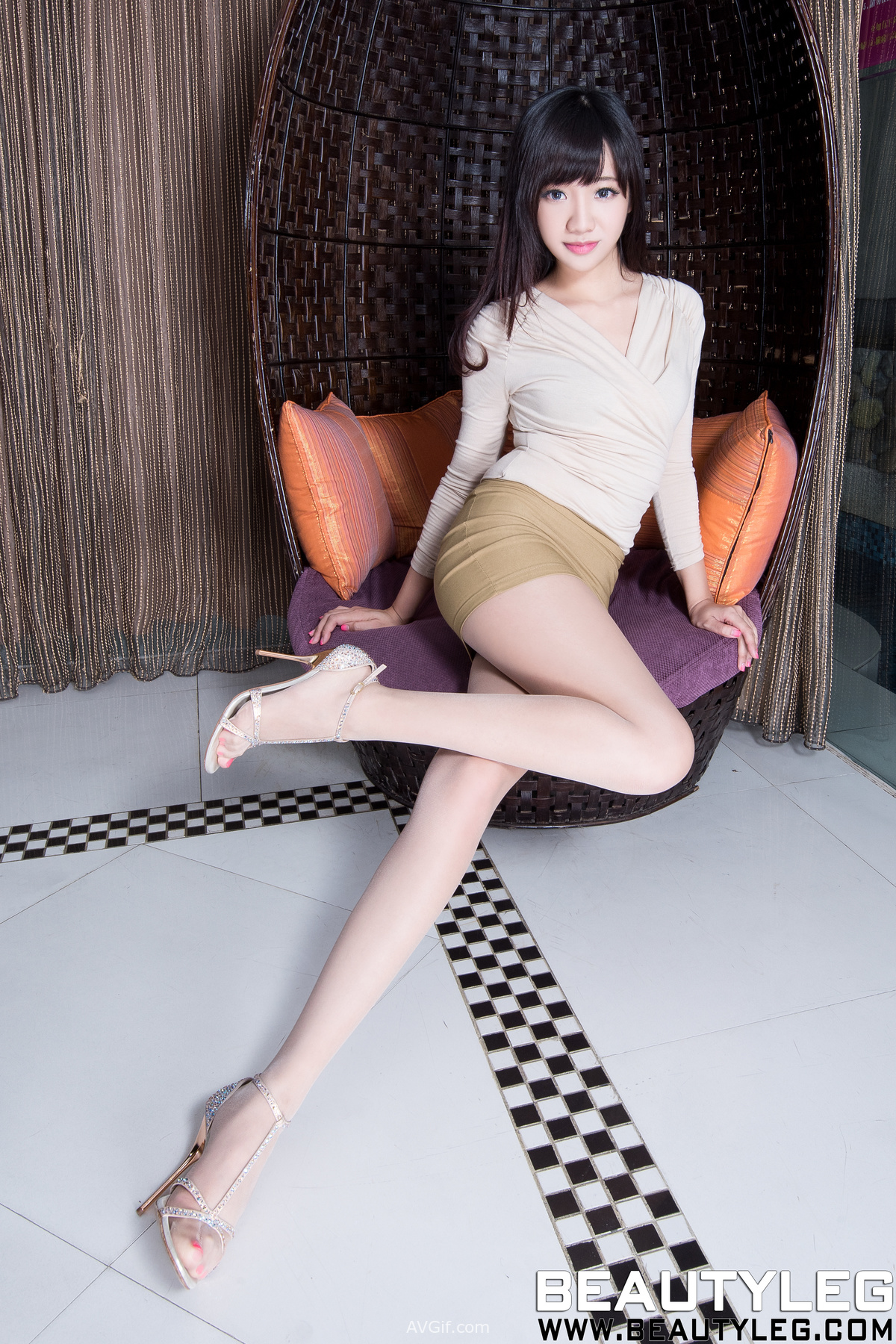 Beautyleg Leg model No.1081